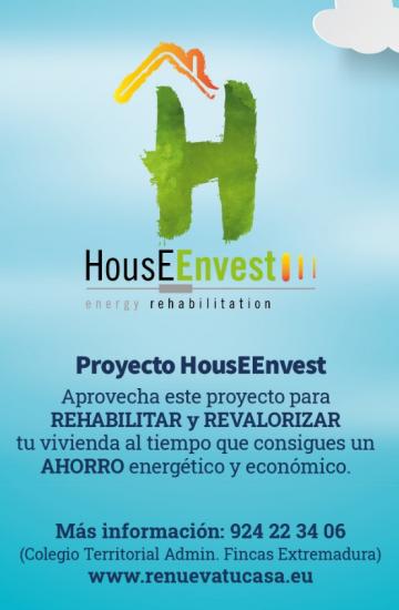 Participa en el Proyecto HousEEnvest